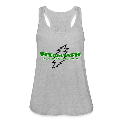 Headstash T-Shirts - Women's Flowy Tank Top by Bella