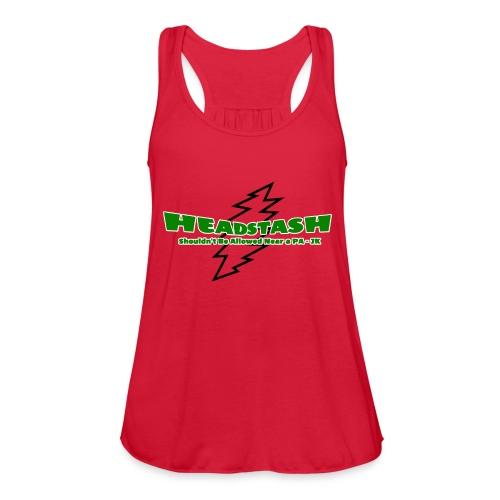 Headstash T-Shirts - Women's Flowy Tank Top by Bella