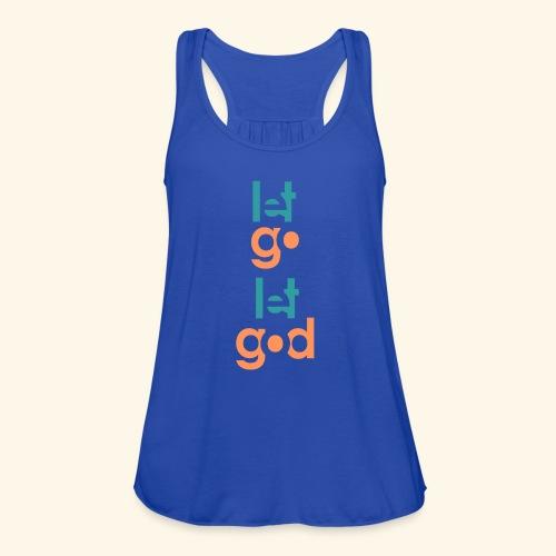 LGLG #8 - Women's Flowy Tank Top by Bella