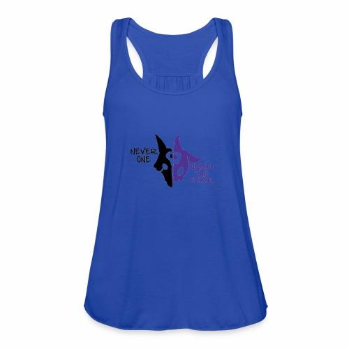 Kindred's design - Women's Flowy Tank Top by Bella