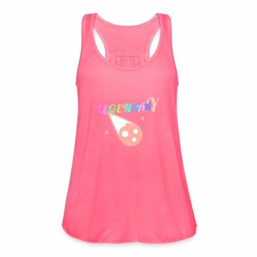 Legendary - Women's Flowy Tank Top by Bella