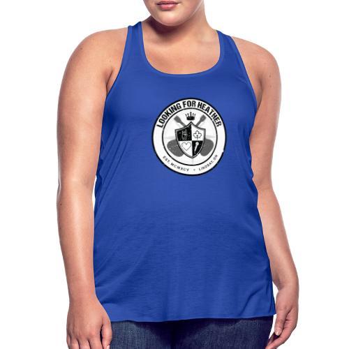 Looking For Heather - Crest Logo - Women's Flowy Tank Top by Bella