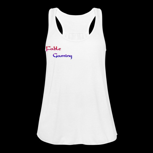 Fable Gaming - Women's Flowy Tank Top by Bella