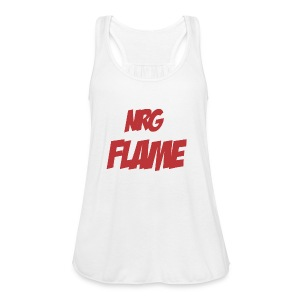 Flame For KIds - Women's Flowy Tank Top by Bella