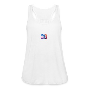 CG_Logo - Women's Flowy Tank Top by Bella