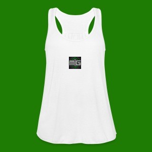 MrGreenGaming Logo Phone Cases - Women's Flowy Tank Top by Bella