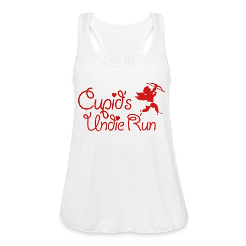 CupidRun new 2 - Women's Flowy Tank Top by Bella