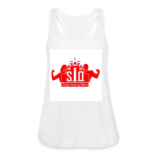 SIO - Women's Flowy Tank Top by Bella