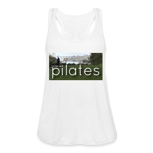 image1 1 - Women's Flowy Tank Top by Bella