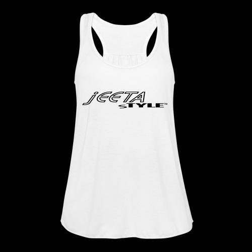 jEETAsTYLE - Women's Flowy Tank Top by Bella