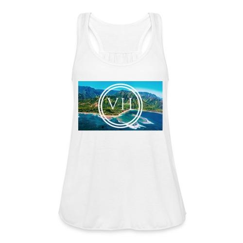 Voyage Hawaii - Women's Flowy Tank Top by Bella