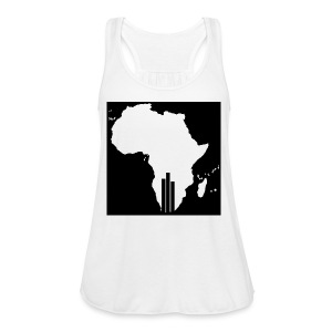 Tswa_Daar_Logo_Design - Women's Flowy Tank Top by Bella