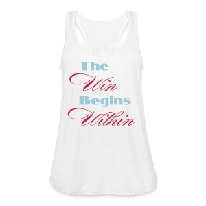 Winner's Apparel - Women's Flowy Tank Top by Bella