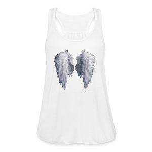 Angel Wings - Women's Flowy Tank Top by Bella