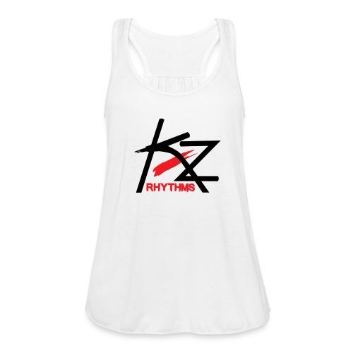 KZ Full Color Logo - Women's Flowy Tank Top by Bella