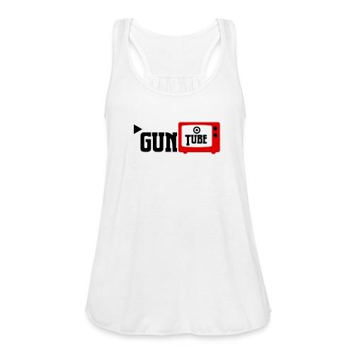 GunTube Original - Women's Flowy Tank Top by Bella