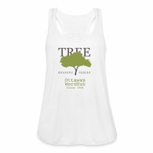 Tree Reading Swag - Women's Flowy Tank Top by Bella