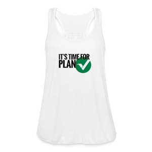 Time for Plan V(ertcoin) - Women's Flowy Tank Top by Bella