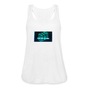 Grind Big Clothing - Women's Flowy Tank Top by Bella