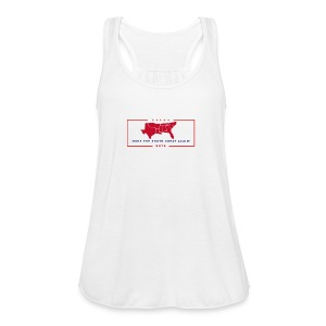 Make the South Great Again! - Women's Flowy Tank Top by Bella