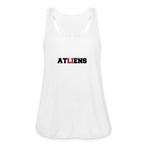 ATLIENS - Women's Flowy Tank Top by Bella
