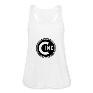 Coasters Inc. Logo - Women's Flowy Tank Top by Bella