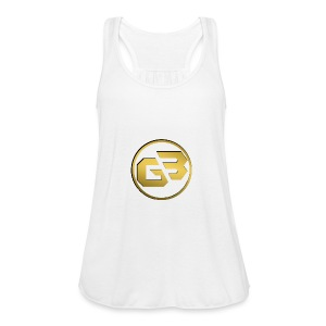 Premium Design - Women's Flowy Tank Top by Bella