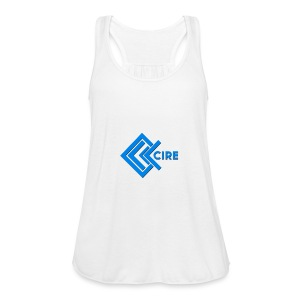 Cire Apparel Clothing Design - Women's Flowy Tank Top by Bella