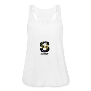 CallMeStabbzHD Logo - Women's Flowy Tank Top by Bella