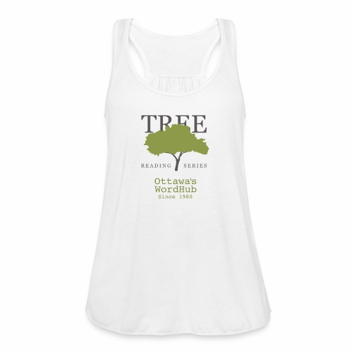 Tree Reading Swag - Women's Flowy Tank Top by Bella