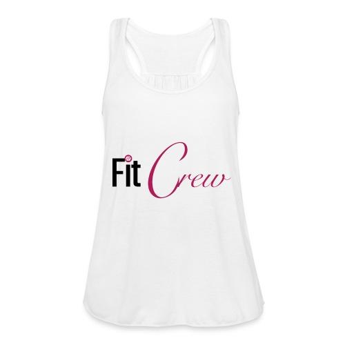Fit Crew - Women's Flowy Tank Top by Bella