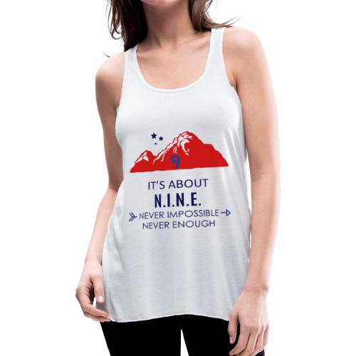 Design Mountain NEW - Women's Flowy Tank Top by Bella