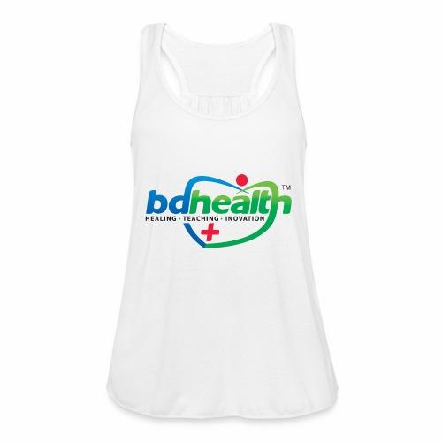 Medical Care - Women's Flowy Tank Top by Bella