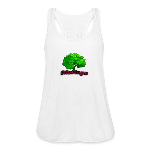 Moringa Logo Samsung S6 Case - Women's Flowy Tank Top by Bella