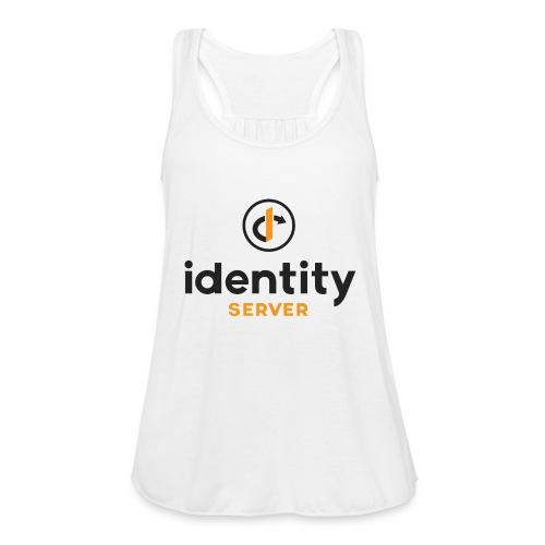 Idenity Server Mug - Women's Flowy Tank Top by Bella