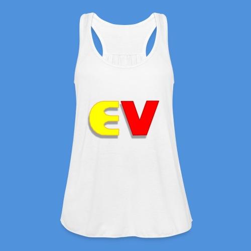 Entoro Vace Logo - Women's Flowy Tank Top by Bella