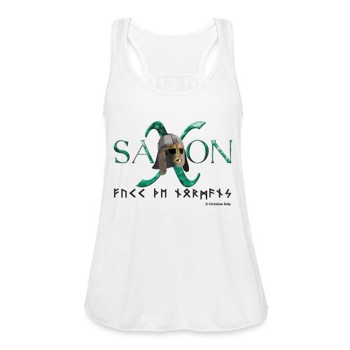 Saxon Pride - Women's Flowy Tank Top by Bella