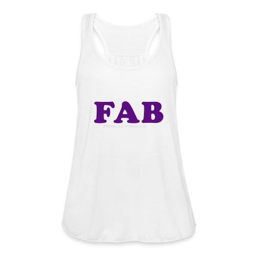 FAB Tank - Women's Flowy Tank Top by Bella