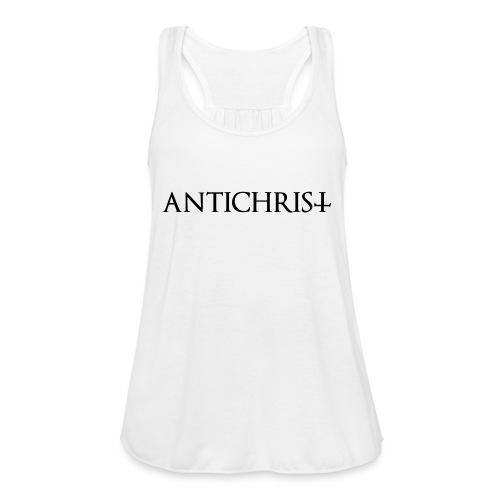 Antichrist - Women's Flowy Tank Top by Bella