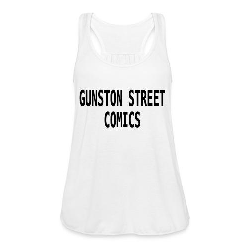GUNSTON STREET COMICS - Women's Flowy Tank Top by Bella