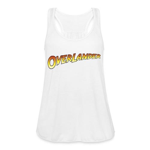 Overlander - Autonaut.com - Women's Flowy Tank Top by Bella