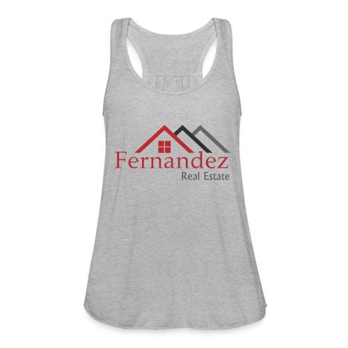 Fernandez Real Estate - Women's Flowy Tank Top by Bella