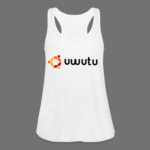 UWUTU - Women's Flowy Tank Top by Bella