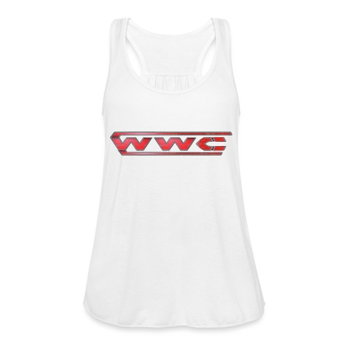 WWC_LOGO_2 - Women's Flowy Tank Top by Bella