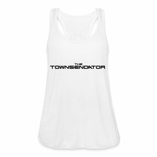 townsendator - Women's Flowy Tank Top by Bella