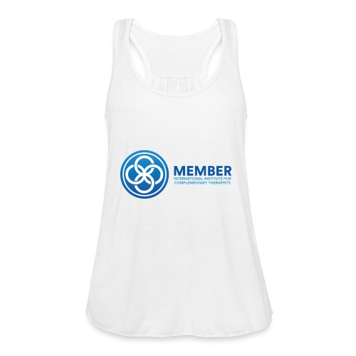 IICT Member Logo - Women's Flowy Tank Top by Bella