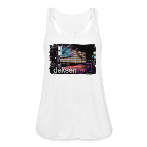 New York Part 1 - Women's Flowy Tank Top by Bella