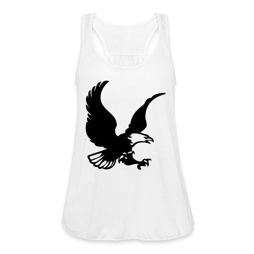 eagles - Women's Flowy Tank Top by Bella