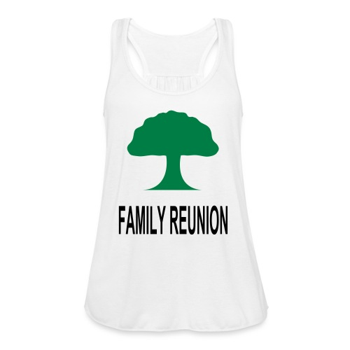 ***12% Rebate - See details!*** FAMILY REUNION add - Women's Flowy Tank Top by Bella