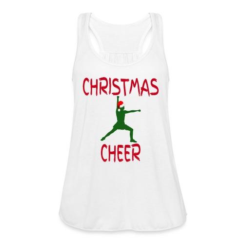 Christmas Cheer - Women's Flowy Tank Top by Bella
